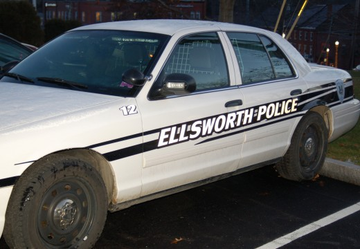 Ellsworth Police Log: Felon charged with possession of gun