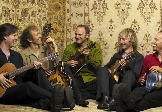 Sultans of String coming to The Grand