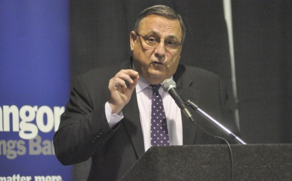Langley condemns LePage for obscenity-laced voicemail message to Democratic legislator