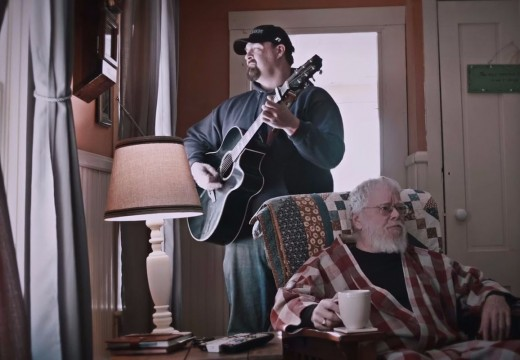 Orland man's song for laid off mill workers featured in music video