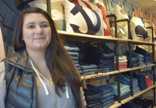 Designer denim boutique opens in Blue Hill
