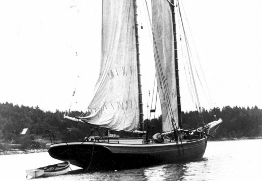 Schooners to grace the sound for Acadia Centennial