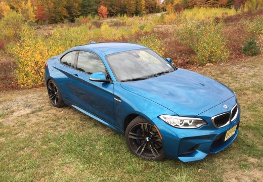 On the Road Review: BMW M2 Coupe