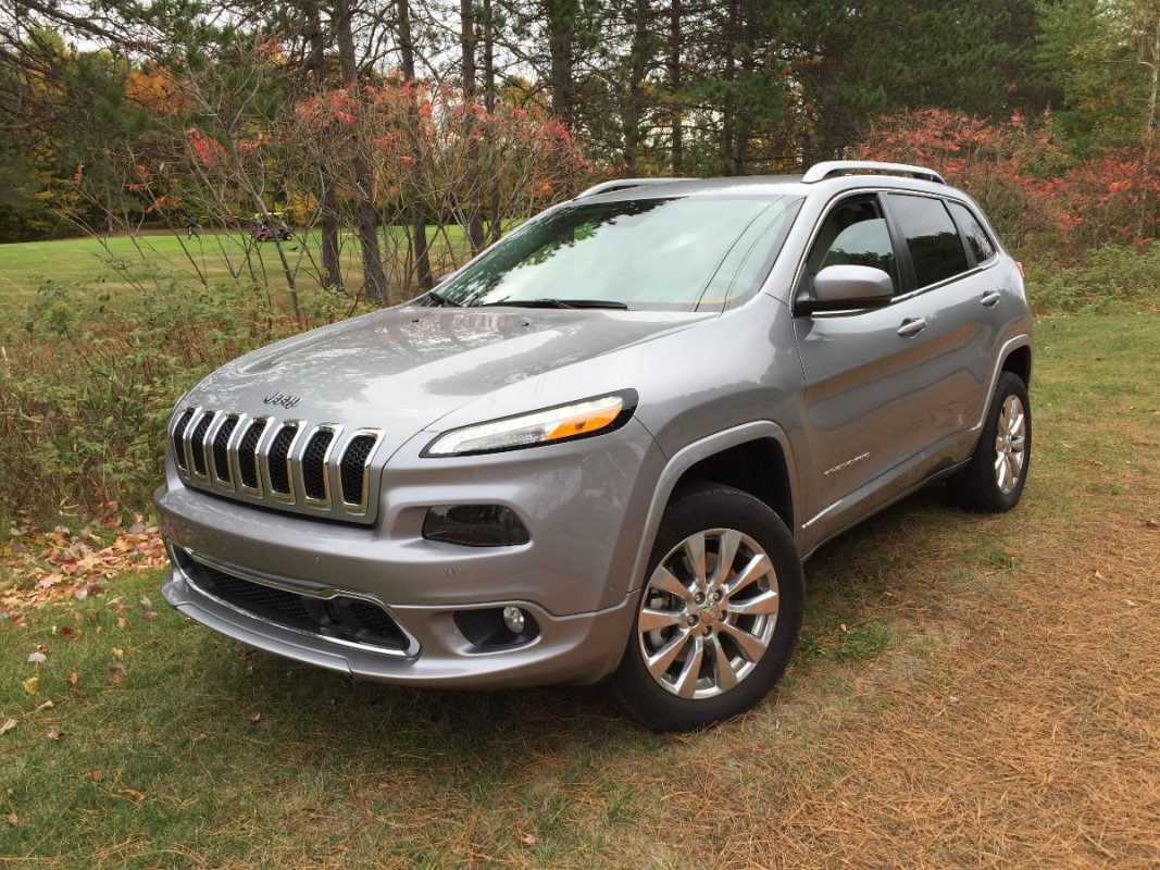 on the road review ford escape se vs jeep cherokee overland part ii the. Cars Review. Best American Auto & Cars Review