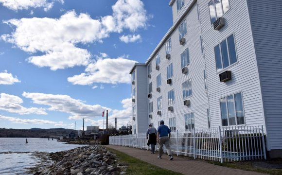 Bucksport invokes eminent domain in waterfront walkway dispute