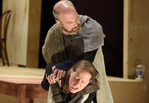 Twin summits of Shakespeare's genius performed