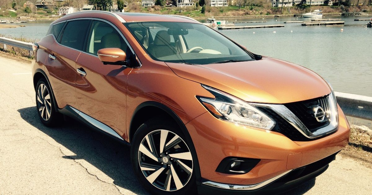 On the Road Review: Nissan Murano Platinum AWD