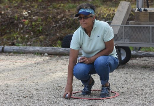 French sport of pétanque finds a home in Blue Hill