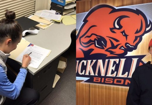 Cross-country star Tardy to run for Bucknell