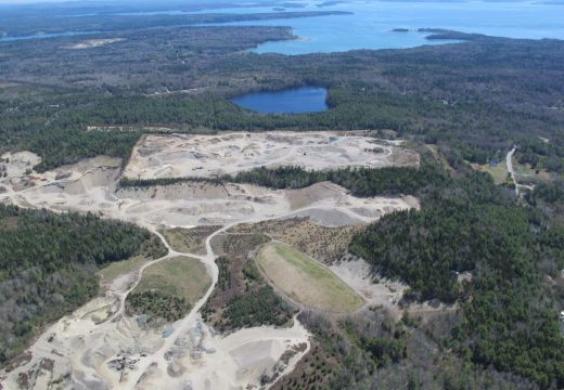 "Fuel compounds in well at Lamoine gravel pit are ""first sign of something"""