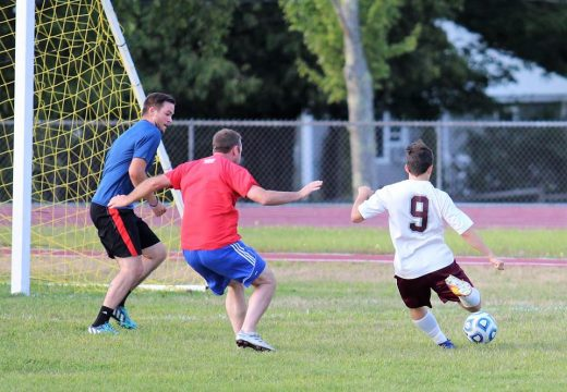 Ellsworth boys' soccer starts season with wins