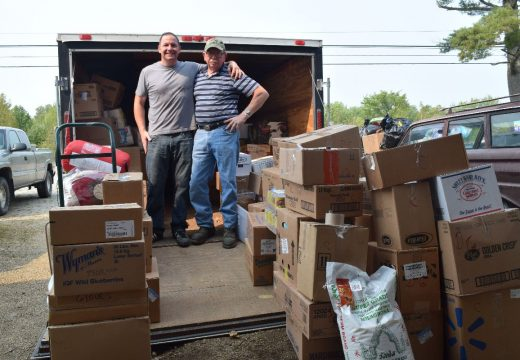 Community outfits a mission of mercy to Texas