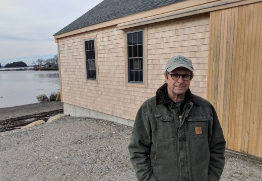 Piece of historic waterfront preserved