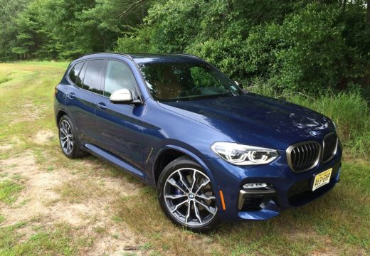 On the Road Review: BMW X3 M40i