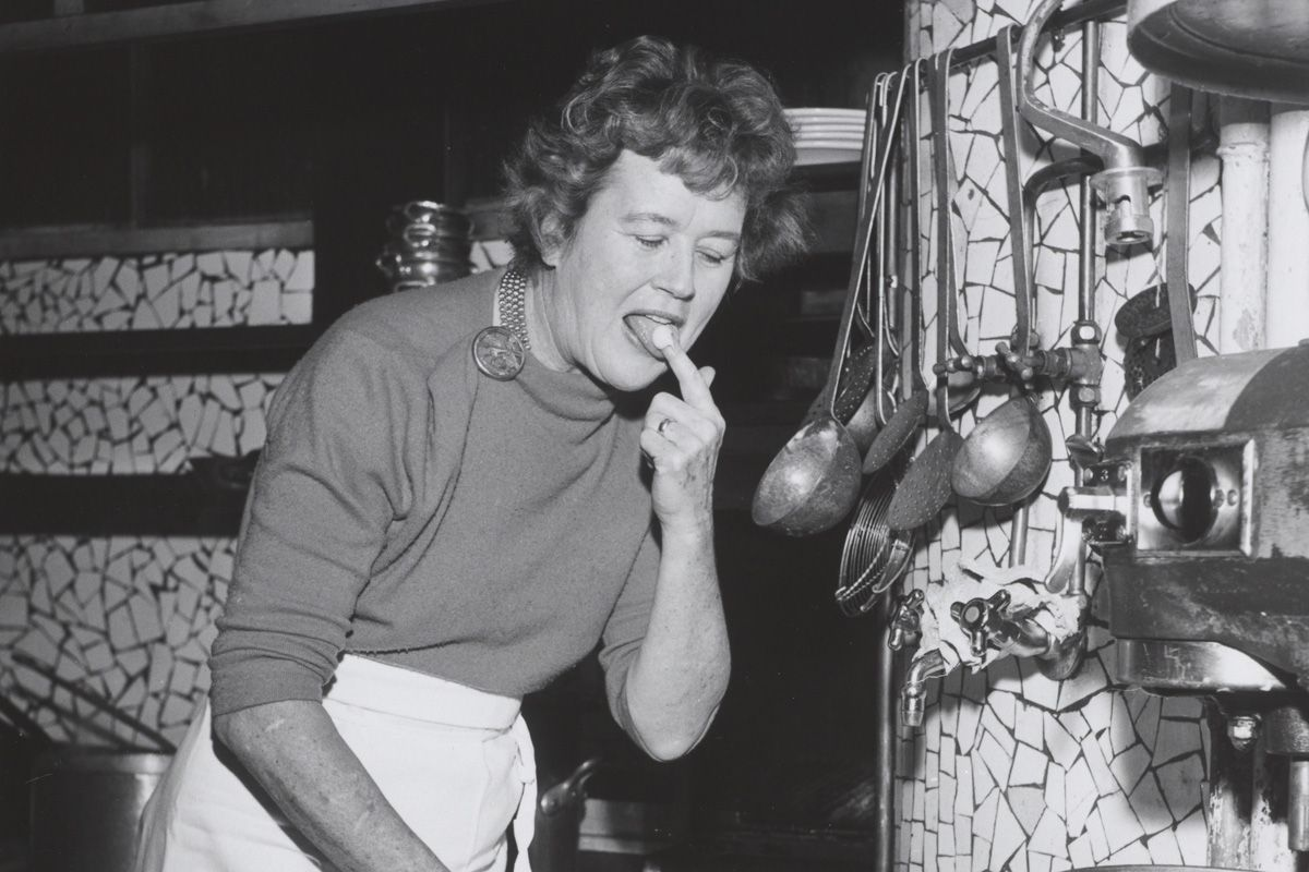 Chef Julia Child's biographer recalls his great aunt and uncle - The  Ellsworth AmericanThe Ellsworth American