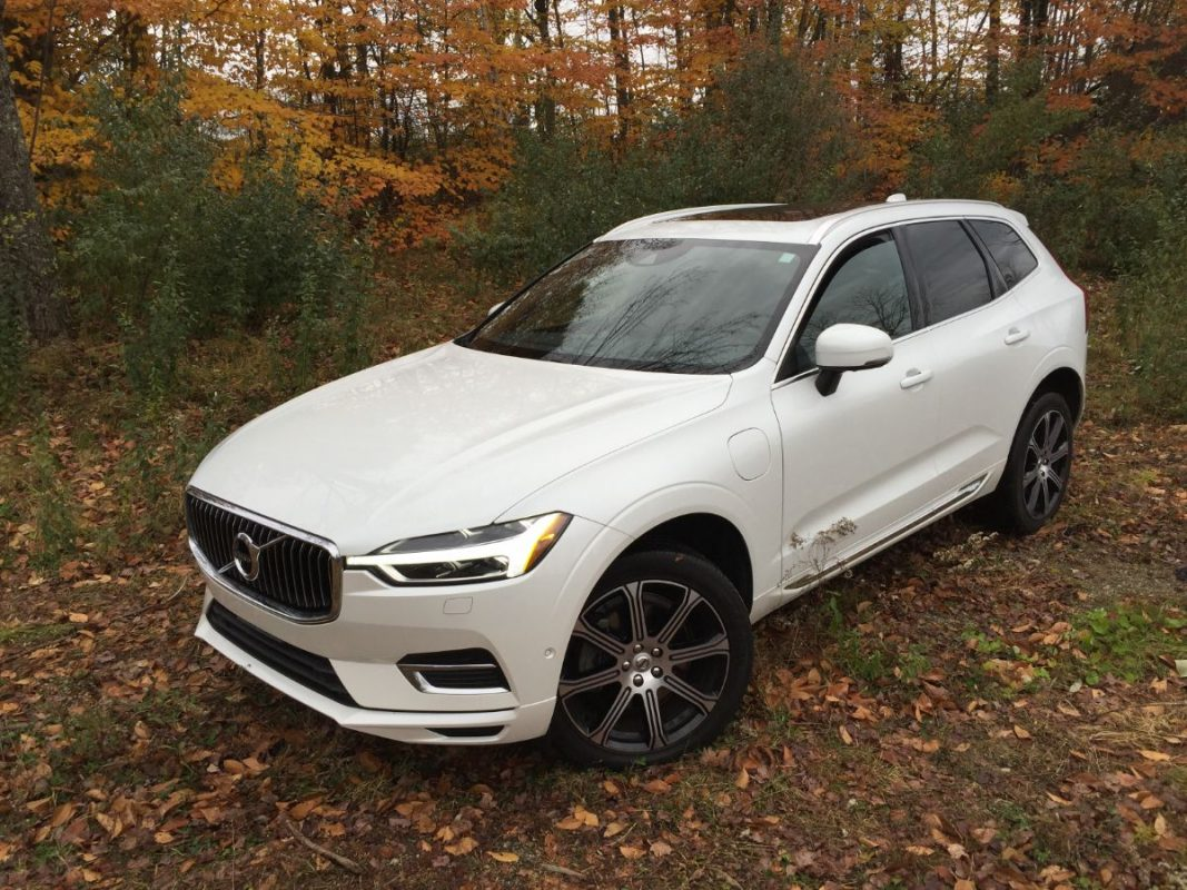 On The Road Review Volvo Xc60 T8 Plug In Hybrid