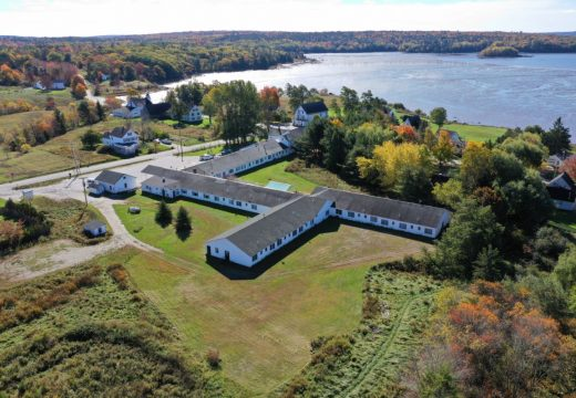 Penobscot Nursing Home building sold at auction