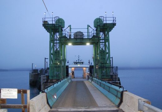 Bass Harbor Ferry Terminal work planned