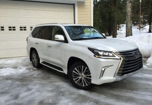 On the Road Review: Lexus LX570