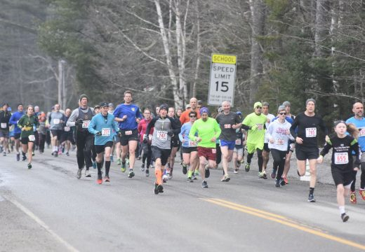 Flattop 5K Road Race draws massive turnout
