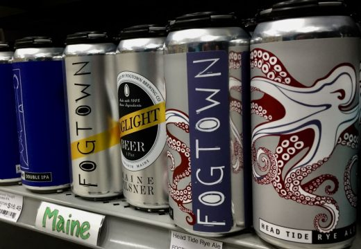Maine's small breweries get a boost with loosening of distribution regulations