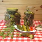 Old-Fashioned Crock Pickles