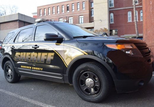 Hancock County Sheriff's log week of Oct. 3