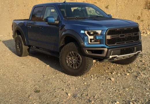 On the Road Review: Ford Raptor SuperCrew