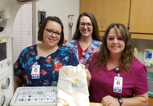 DECH implementing safe sleep program for infants