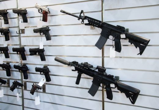 Crisis sparks surge in first-time gun buyers