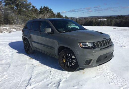On the Road Review: Jeep Grand Cherokee Trackhawk