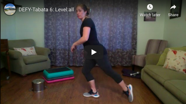 30-Minute Tabata Abs Workout