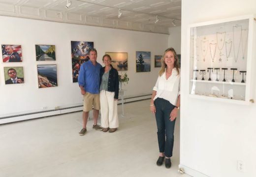 New gallery opens in Castine