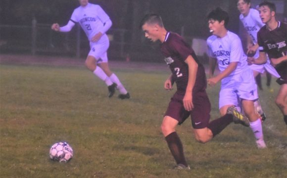 Ellsworth boys' soccer team tops Hampden to open season